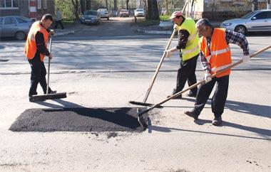 Более 1 млрд рублей потратят в 2018 году на ремонты дорог в Нижнем Тагиле