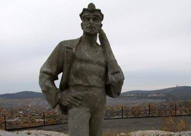 В Нижнем Тагиле прорабатывают концепцию сквера советской скульптуры