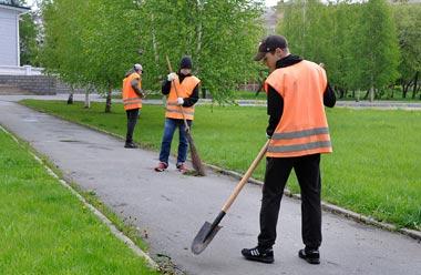 Подростки подработают на УВЗ