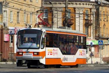 Тагильские трамваи могут перейти на оплату электронными картами