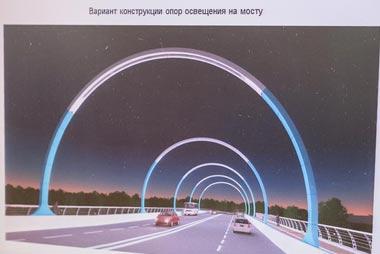 Проект моста через Тагильский пруд будет сдан 20 августа, как и запланировано