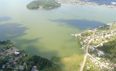 Черноисточинский пруд снова