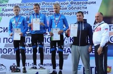 Тагильчане привезли медали с чемпионата России по велоспорту для спортсменов с ограниченными возможностями