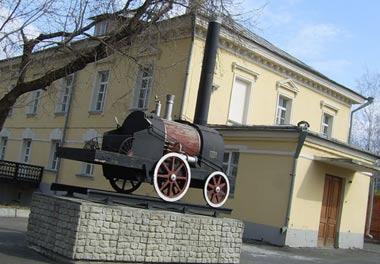 Памятник первому российскому паровозу Черепановых появится в Белоруссии