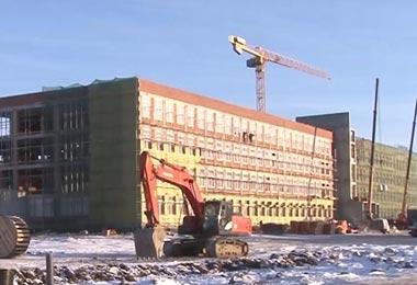 Новая школа на Муринских прудах получила собственный номер