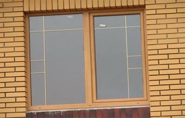 """Окна со шпросами от компании """"Гранди"""""""
