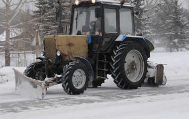 Дорожники вывезли более 10 тысяч тонн снега с тагильских улиц после снегопада