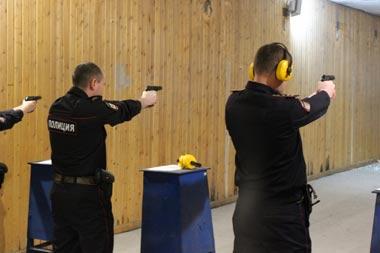В Нижнем Тагиле прошел конкурс профмастерства среди полицейских