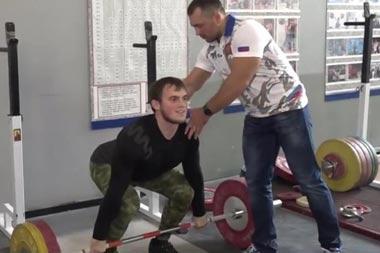 Егор Климонов завоевал