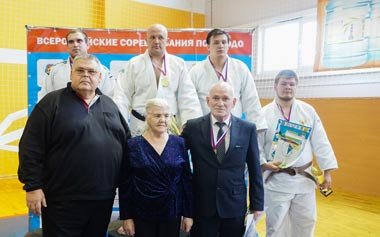 Вячеслав Рожков выиграл турнир памяти Туржевского по дзюдо в категории свыше 100 кг