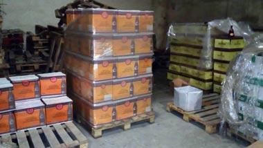 Около 25 тонн паленого алкоголя изъято в Нижнем Тагиле