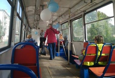Тагильские трамваи вышли на маршруты Краснотурьинска