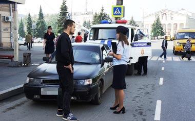 Водитель ВАЗ-2112 сбил ребенка на самокате