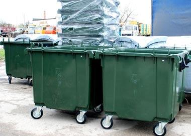 В Нижнем Тагиле заменили более половины контейнеров для мусора