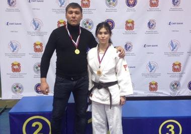 Тагильчане привезли медали с Первенства УрФО по дзюдо