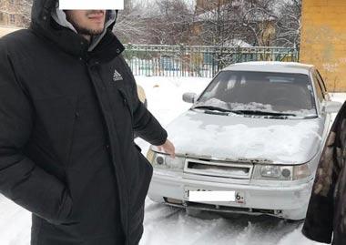 Житель Вагонки совершил 29 краж имущества из припаркованных автомобилей