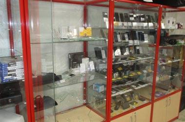 На Вые ограбили комиссионный магазин, преступники задержаны